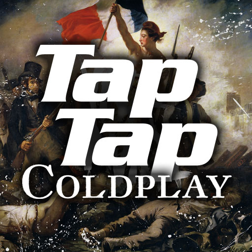 Tap Tap Coldplay 1.1 - 13 Tracks app icon