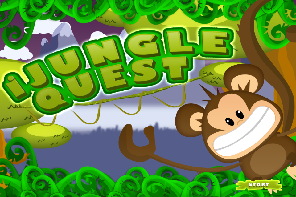 Screenshot iJungle Quest HD Lite