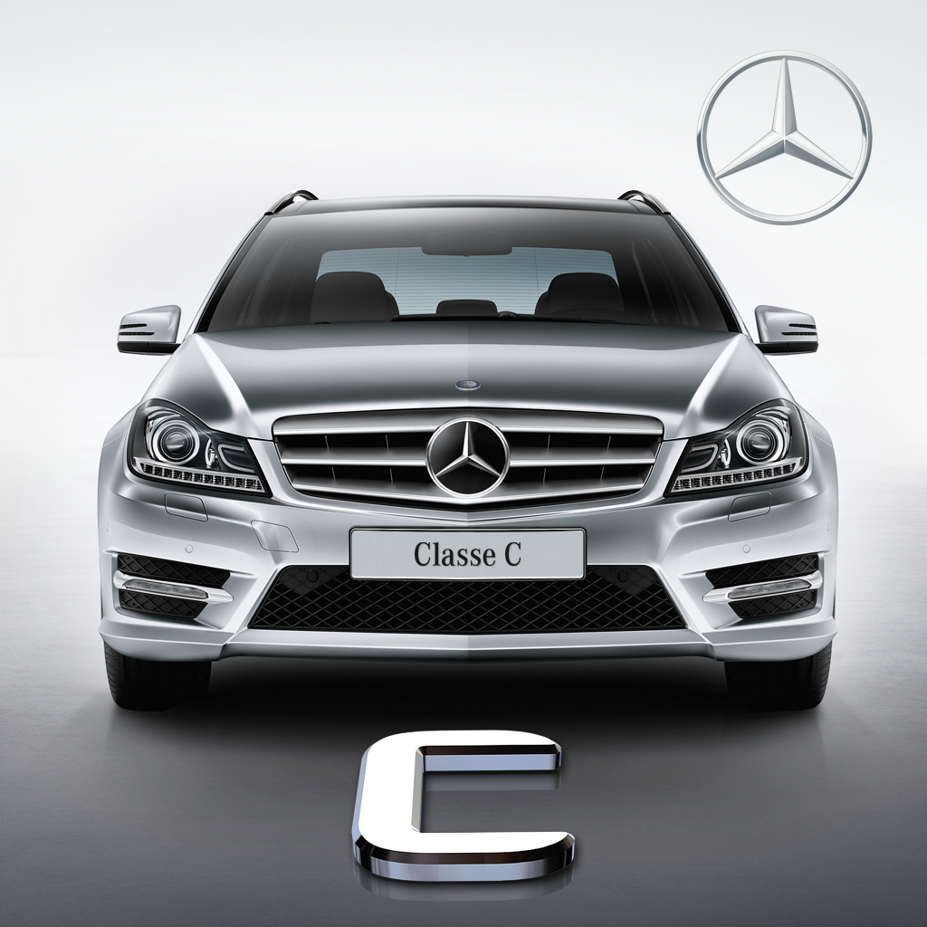 Classe c station wagon mercedes benz by compart for Mercedes benz station wagon